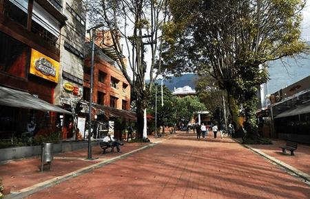 Bogota Tour